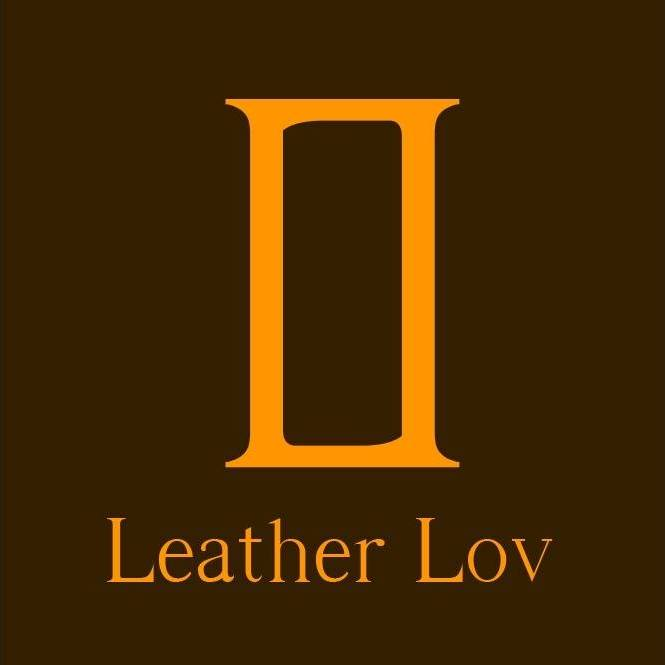 Logo Leather Lov