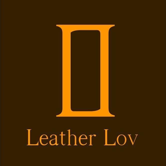 Logo Leather Lov